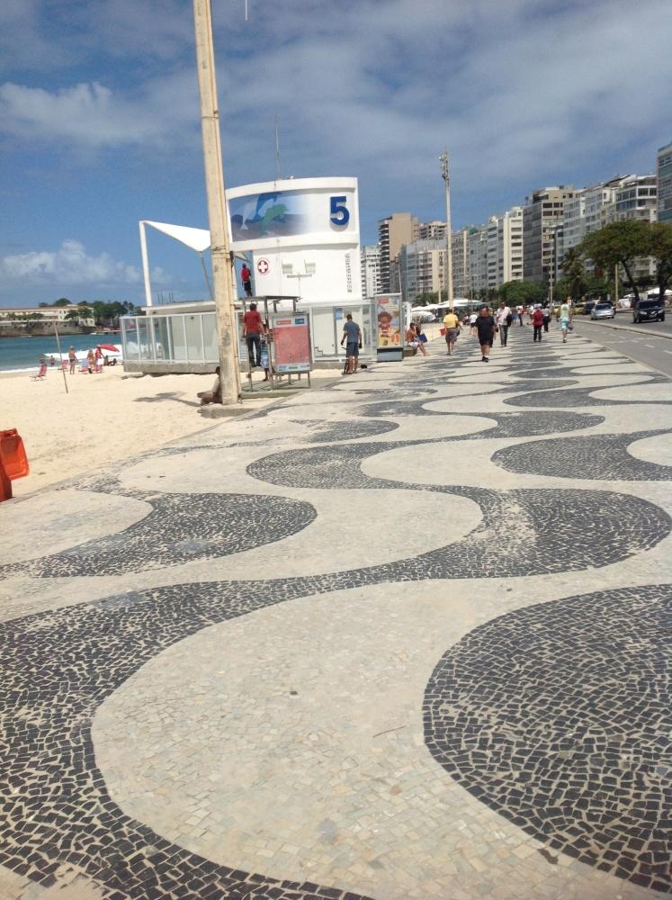 Chasing A Fine Arse in Rio (3/4)