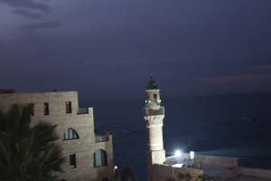 The Old Jaffa light house