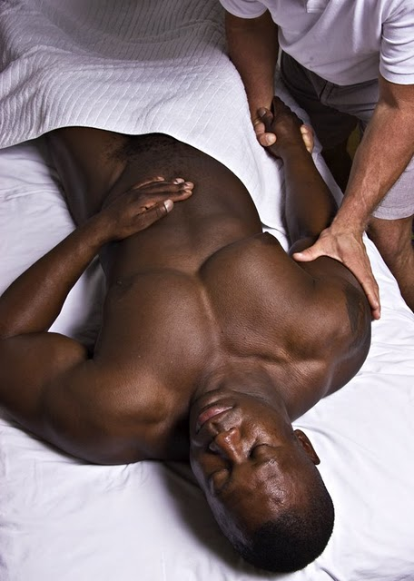 Full Body Massage by Male Masseur - North London