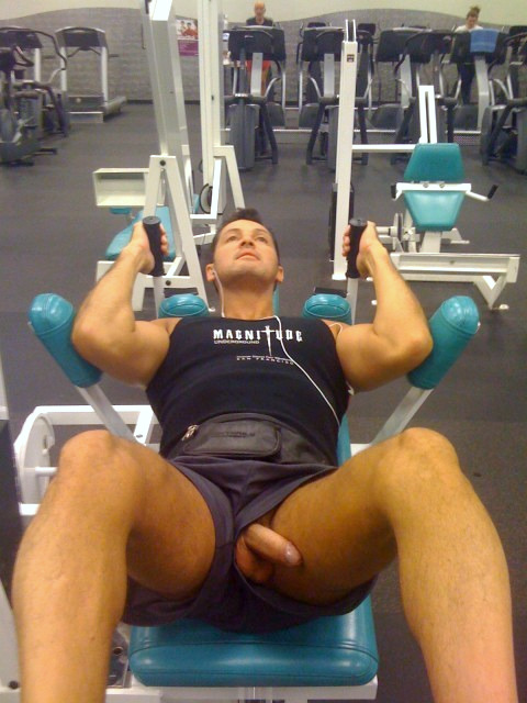 Gym_Dick