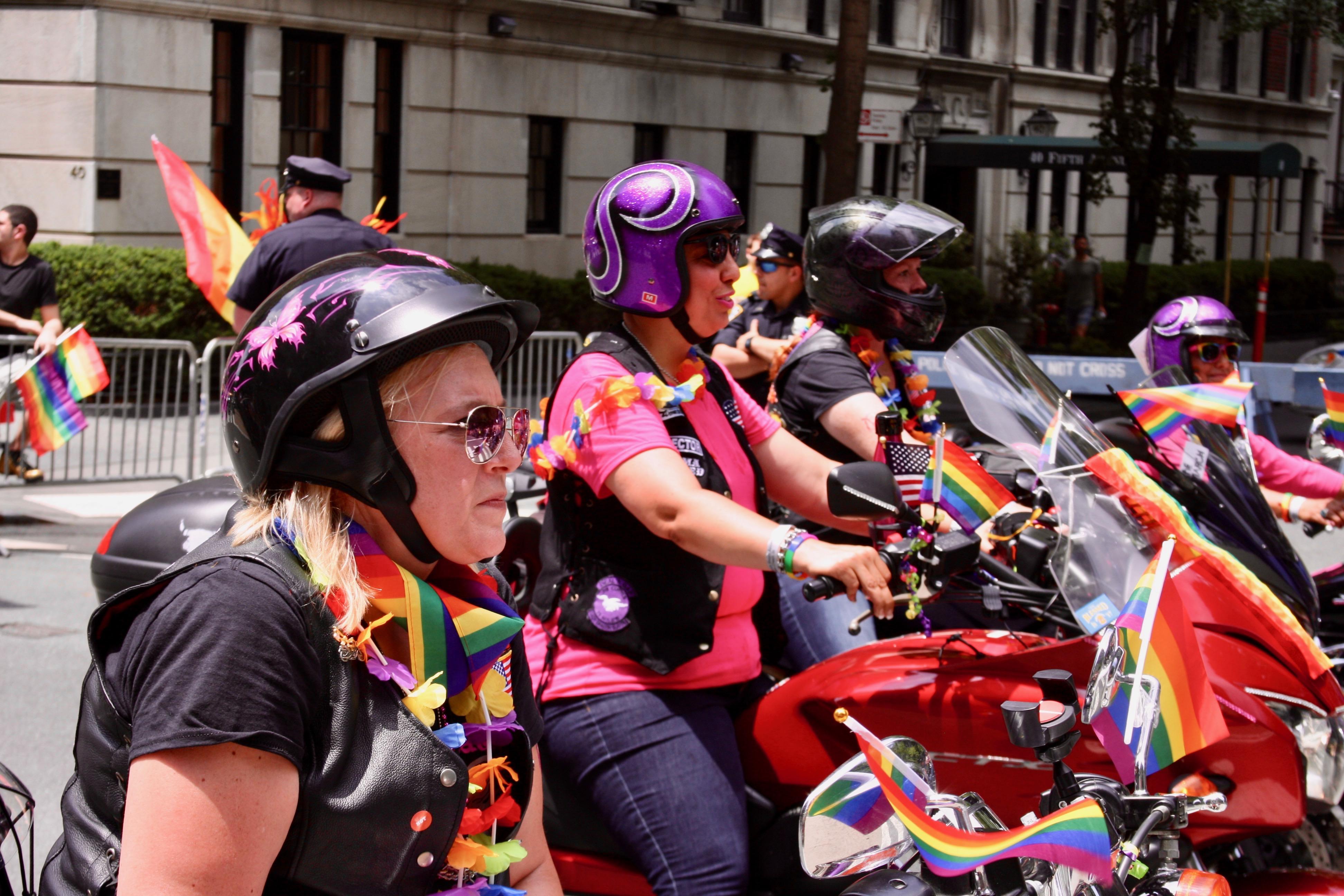 NY Pride- Sagba - 3 of 261
