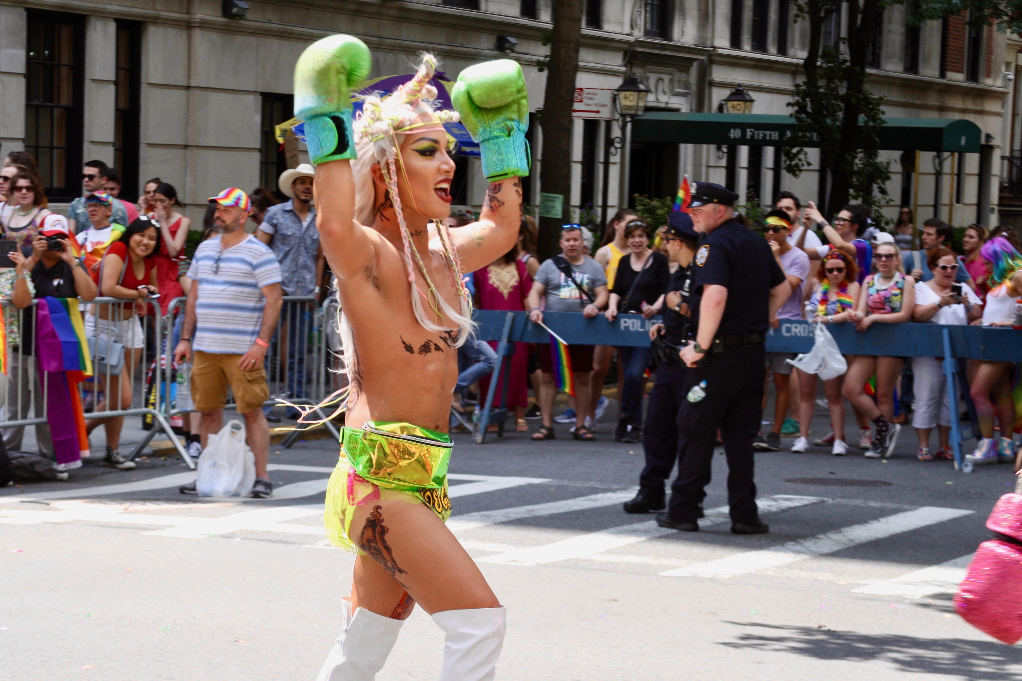 NY Pride- Sagba - 81 of 261
